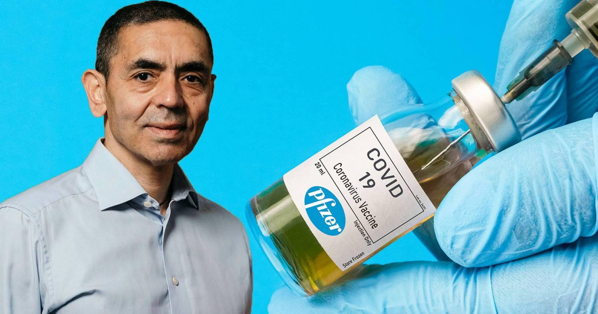 مكتشف «لقاح فايزر»: من يأخذ اللقاح لن يصبح ناقلاً للفيروس