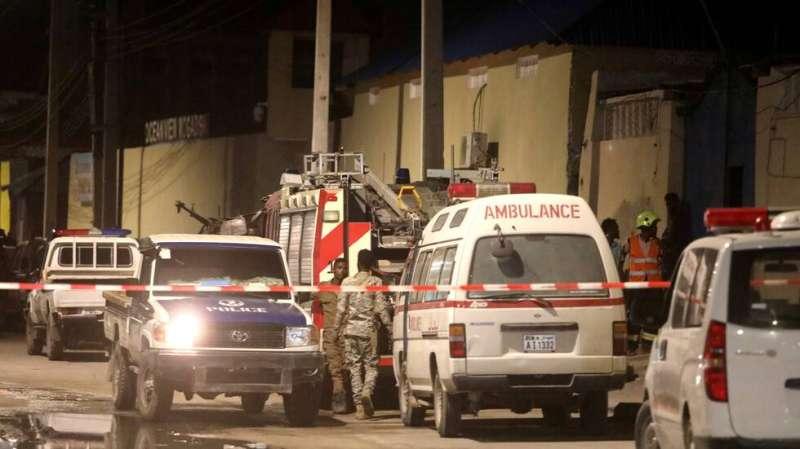 20 قتيلا و30 مصابا في انفجار «ملغومة» بمقديشو