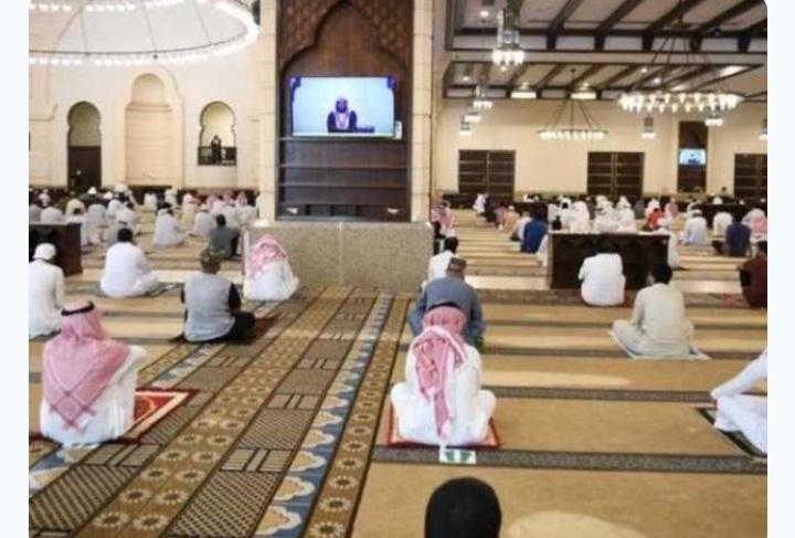 السعودية: إغلاق 15 مسجداً في 6 مناطق