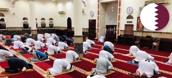 قطر: إقامة صلاة التراويح والقيام في المنازل
