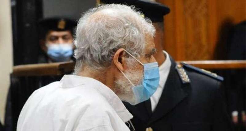 محكمة مصرية تصدر حكما بالسجن المؤبد بحق القائم بأعمال مرشد الإخوان المسلمين
