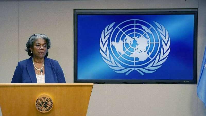 سفيرة أميركا لدى الأمم المتحدة: الحكومة الإريترية يجب أن تسحب قواتها من إثيوبيا على الفور
