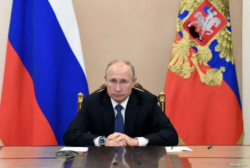 الكرملين: بوتين بحث مع أعضاء مجلس الأمن القومي الروسي سبل الرد على العقوبات الأميركية