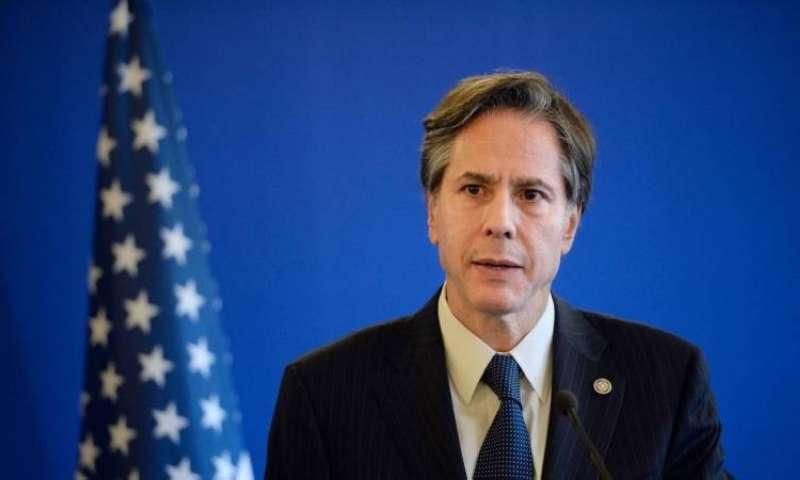 بلينكن: الرد على إيران في شأن الهجوم على ناقلة النفط سيكون جماعيا