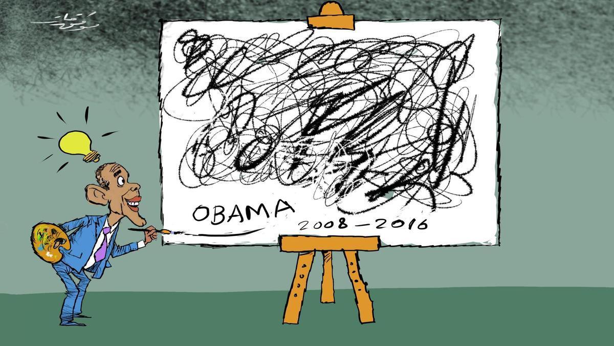 فترة حكم أوباما