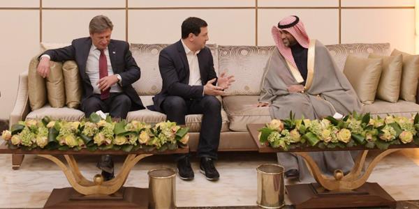 رئيس «الصداقة الجورجية الكويتية» البرلمانية يصل إلى البلاد في زيارة رسمية