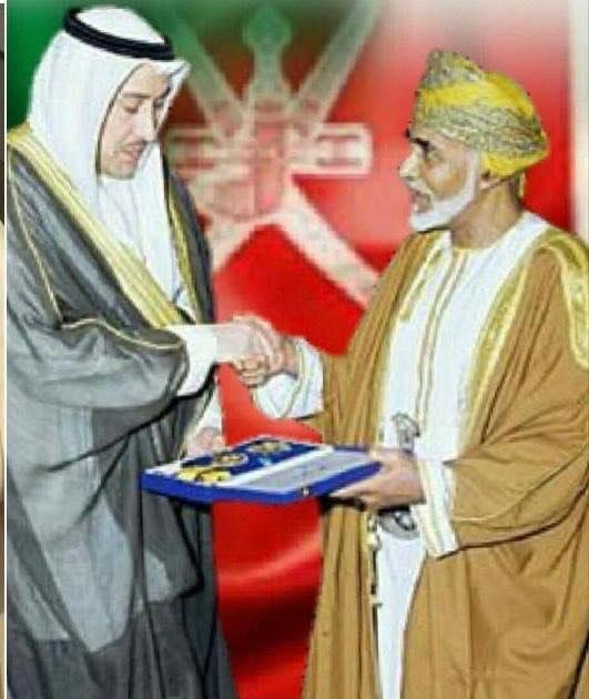 رحيل السلطان قابوس رجل القرارات الفاعلة بقلم: الشيخ فيصل الحمود المالك الصباح السفير السابق لدى  سلطنة عمان