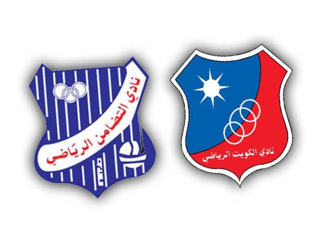 الكويت يهزم التضامن بثلاثية نظيفة في دوري كرة القدم