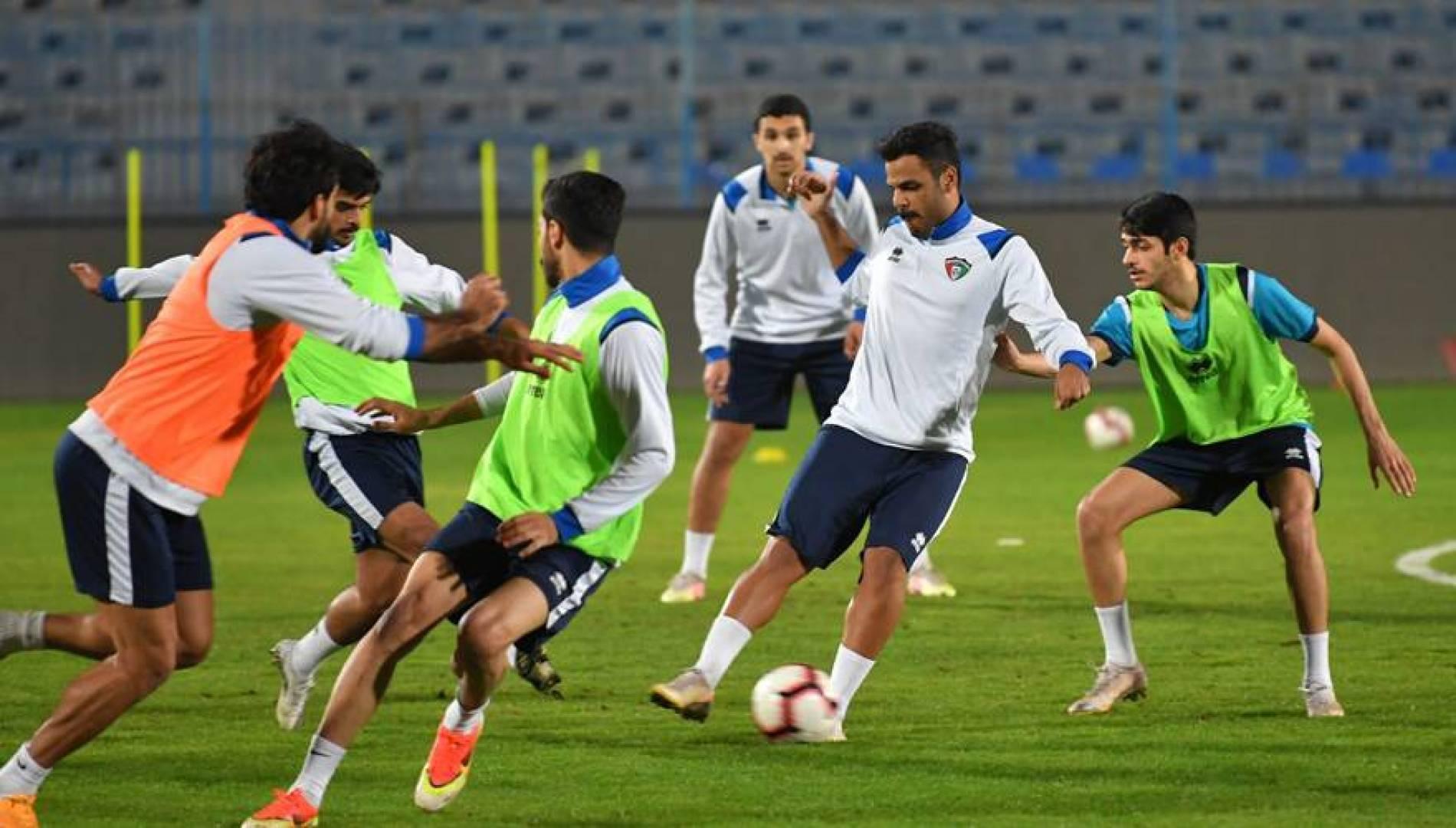 اختيار 26 لاعبًا لقائمة منتخب الكويت استعداداً لمواجهة فلسطين ودياً