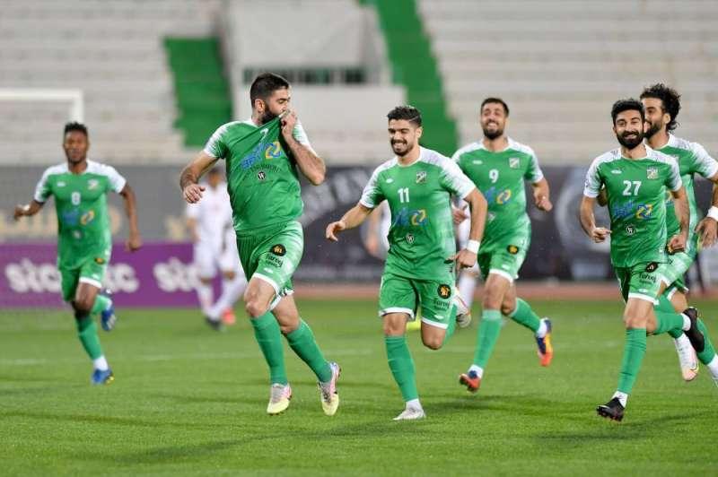 العربي يفوز على الفحيحيل بثلاثية.. ويحافظ على الصدارة