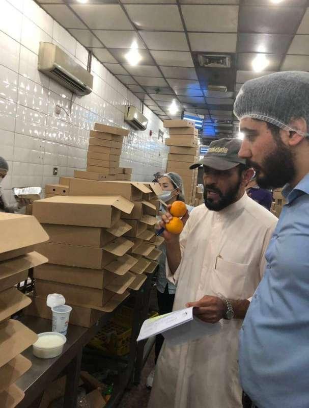 «إعانة المرضى»: 160440 وجبة إفطار صائم تقدم في 32 مستشفى ومركزا صحيا طوال رمضان