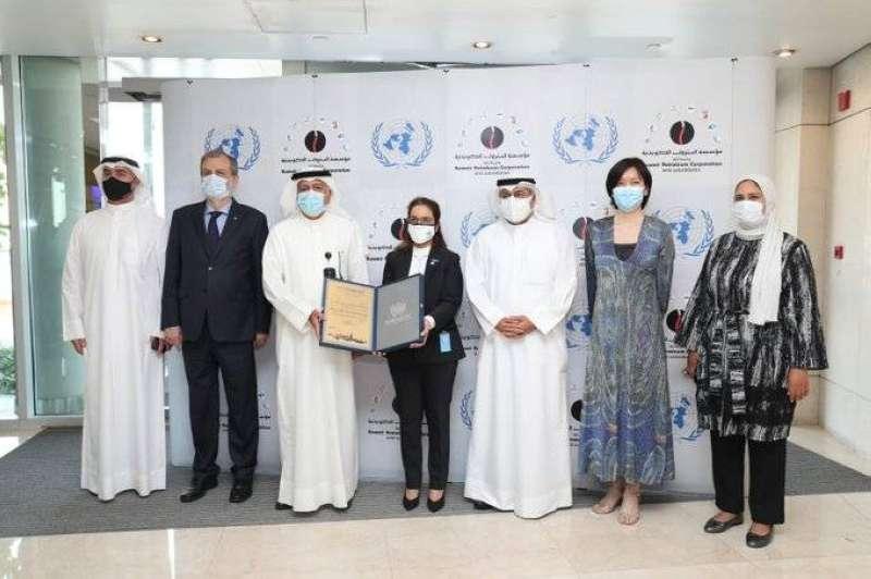 «الأمم المتحدة» تمنح جائزة العمل المناخي العالمي لرئيس مؤسسة البترول