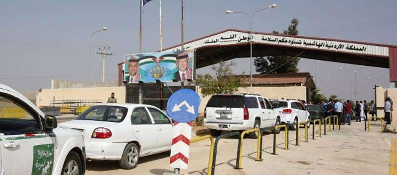 الأردن يعيد فتح معبرين حدوديين مع السعودية وسورية