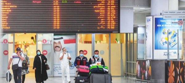 حركة المطار في عطلة العيد.. 16 ألف مغادر و5 آلاف قادم