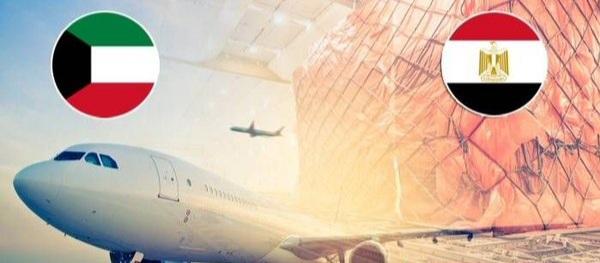 عودة رحلات الشحن الجوي بين الكويت ومصر