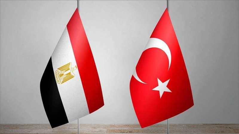 مباحثات مصرية تركية في القاهرة لإصلاح العلاقات
