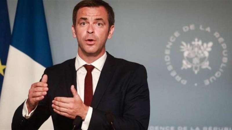 وزير الصحة الفرنسي: إصابات كورونا تتضاعف كل خمسة أيام