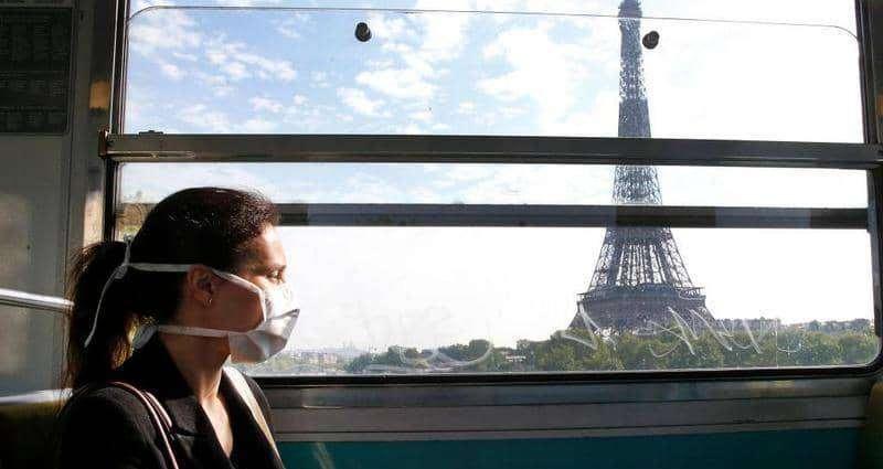 فرنسا تسجل أكثر من 10 آلاف إصابة بـ «كورونا» في اليوم