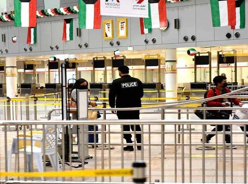«الطيران المدني»: السماح بدخول المقيمين المستثنين من لجنة طوارئ كورونا للكويت